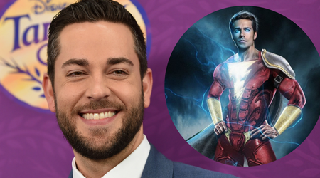 'Shazam!': Zachary Levi unveils first official look of his DCEU superhero and the iconic costume