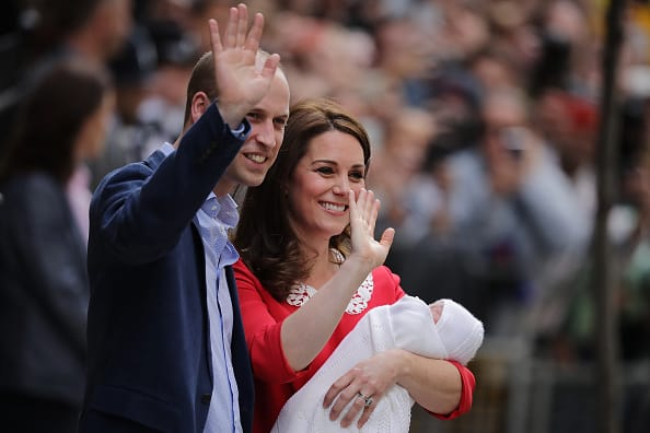 Prince William and Kate Middleton (Source: Getty Images)