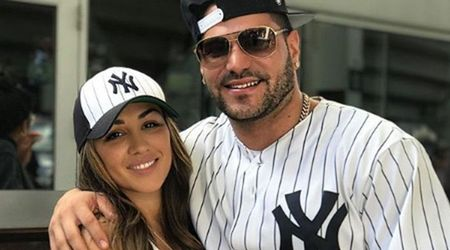 'Jersey Shore's' Ronnie Oritz-Magro and Jen Harley break up AGAIN