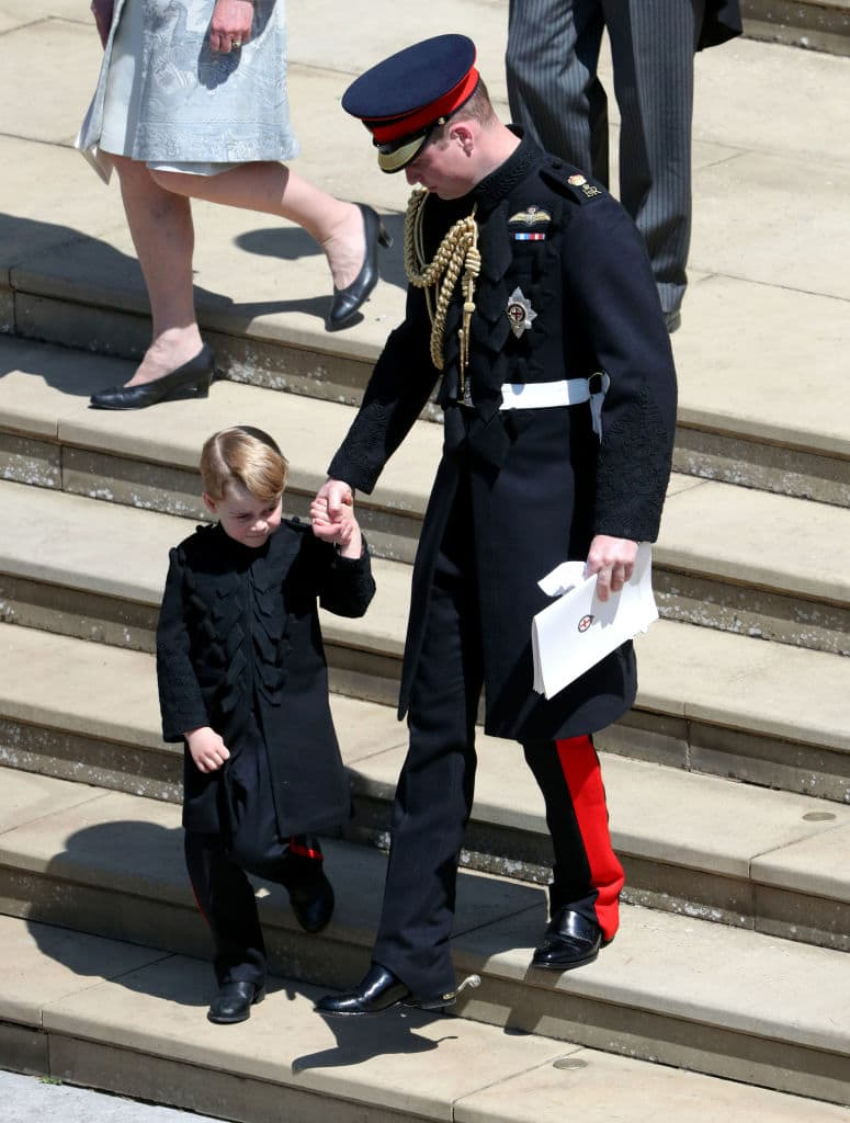 Like father, like son (Source: Getty Images)