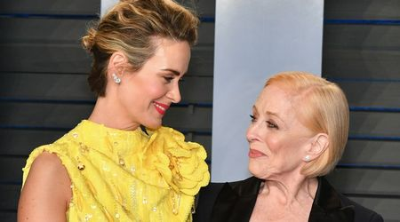 Sarah Paulson dismisses people's concerns about the 32-year age gap with girlfriend Holland Taylor