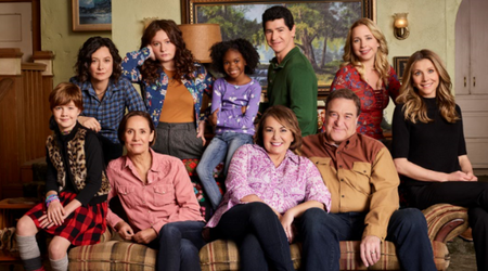 Roseanne reboot wrap up: Friendly faces make a comeback and Roseanne Barr's personal struggles portray today's America