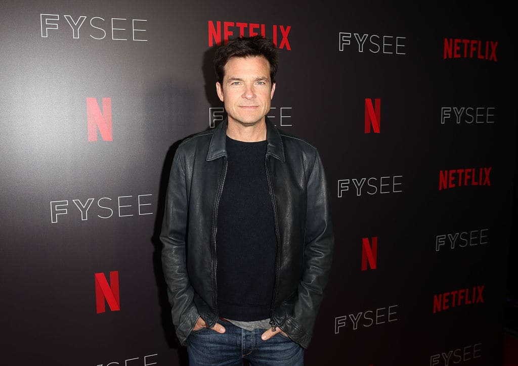 Jason Bateman showed support to Tambor since news of sexual harassment allegatiions against him broke out. Getty images.