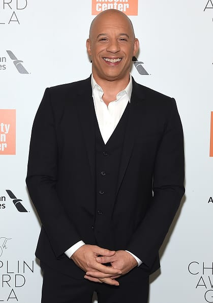 Vin Diesel will be joined by Outlander'sSam Heughan, veteran star Michael Sheen, and Baby Driver breakoutEiza Gonzalez (GettyImages)