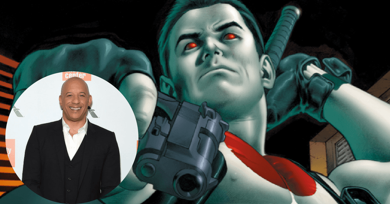 Sony is fast-tracking Vin Diesel's 'Bloodshot'; Michael Sheen andEiza Gonzalez join the cast