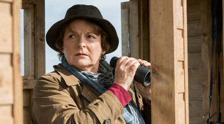 Brenda Blethyn returns as Detective Chief in award-winning crime drama Vera as it gears up for season 9