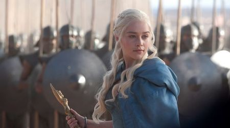 Emilia Clarke says the ending of Game of Thrones messed her up