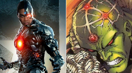 Not Superman, Ray Fisher wants Cyborg to cross paths with Kryptonian antagonist, Brainiac