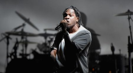 Pusha-T previews new album 'Daytona', produced by Kanye West