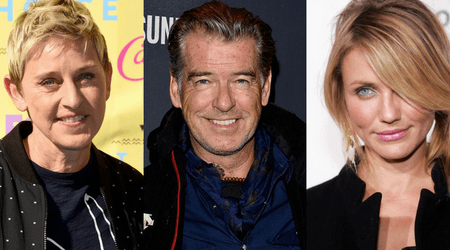 90 Hollywood celebs including Ellen, Cameron Diaz and Pierce Brosnan come forward to support a dog meat free Indonesia