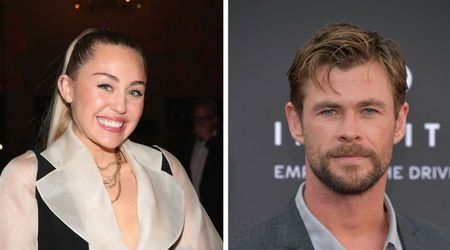 Chris Hemsworth rocking to Miley Cyrus's 'Wrecking Ball' with his children won our hearts