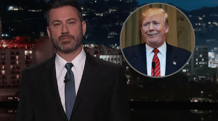 Jimmy Kimmel roasts President Trump and his Spygate conspiracy theory