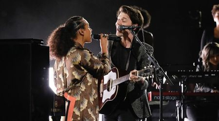 Watch: Alicia Keys joins James Bay for surprise performance of 'Us' on The Voice finale