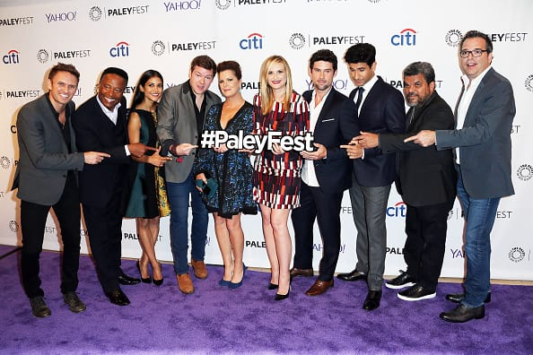 Code Black cast (Getty Images)