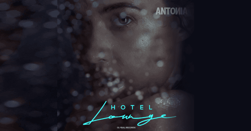 Watch: Romanian-American singer, performer and model Antonia drops new, sexy music video 'Hotel Lounge'