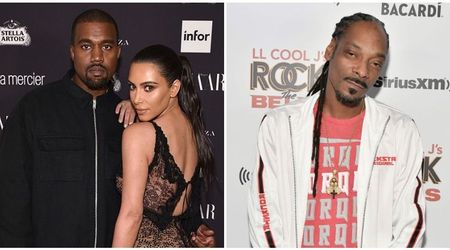 "Snoop Dogg slams Kim Kardashian as he suggests Kanye ""misses having a black woman in his life"""
