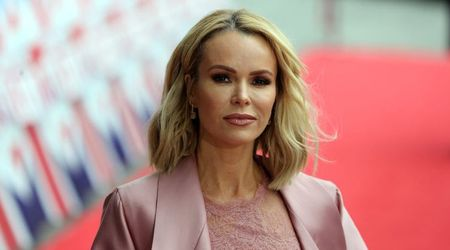 """I just remember hearing this woman screaming, and I realized it was me"": Amanda Holden opens up about her stillborn son Theo"