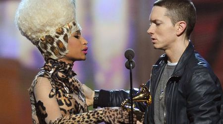 Nicki Minaj confirms that she and Eminem are actually dating