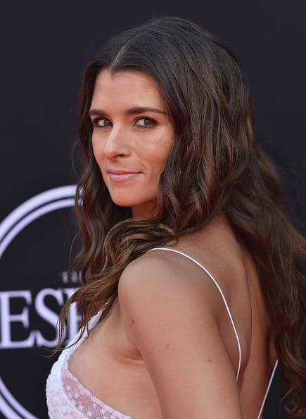 Danica Patrick will officially become the first woman to host the show. (Getty Images)