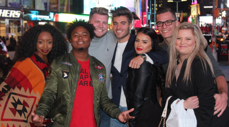MTV's Floribama Shore's original cast members head to Panama City beach after they get renewed for season 2