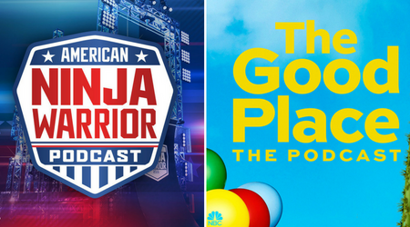 'American Ninja Warrior' and 'The Good Place' amongst shows to feature on NBC's official podcast