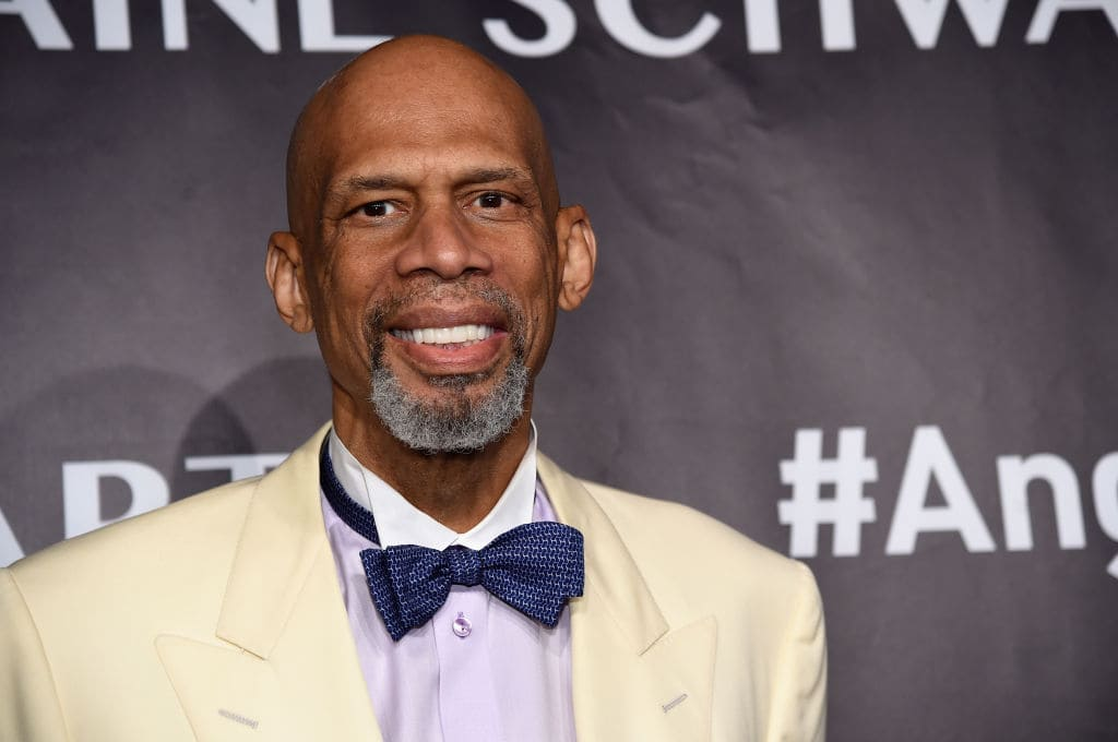 Jabbar, the all-time leading scorer and six-time NBA champion, will be playing for the Skyhook Foundation — his charity that brings educational STEM opportunities to underserved communities (Getty Images)