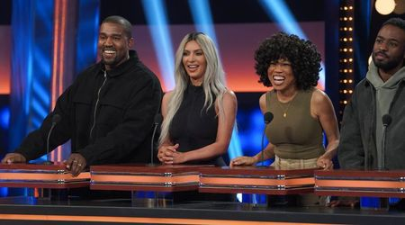 Kanye West's family will go head-to-head with the Kardashians in season 4 of 'Celebrity Family Feud'