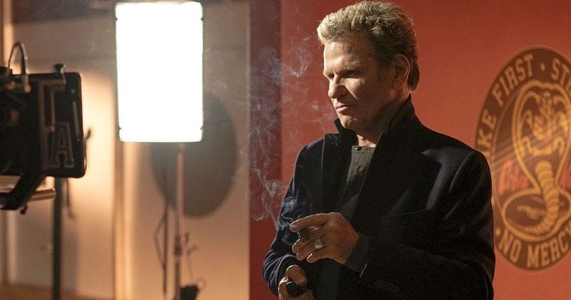 Martin Kove returns as evil sensei John Kreese in Cobra Kai season 2