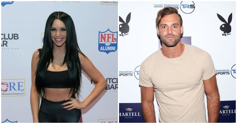 Are scheana and rob hayes dating