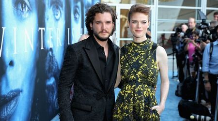 Game of Thrones stars Kit Harington and Rose Leslie announce their wedding date