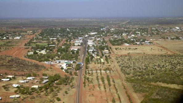 Tennant Creek in the Northern Territory, Australia (Getty Images)