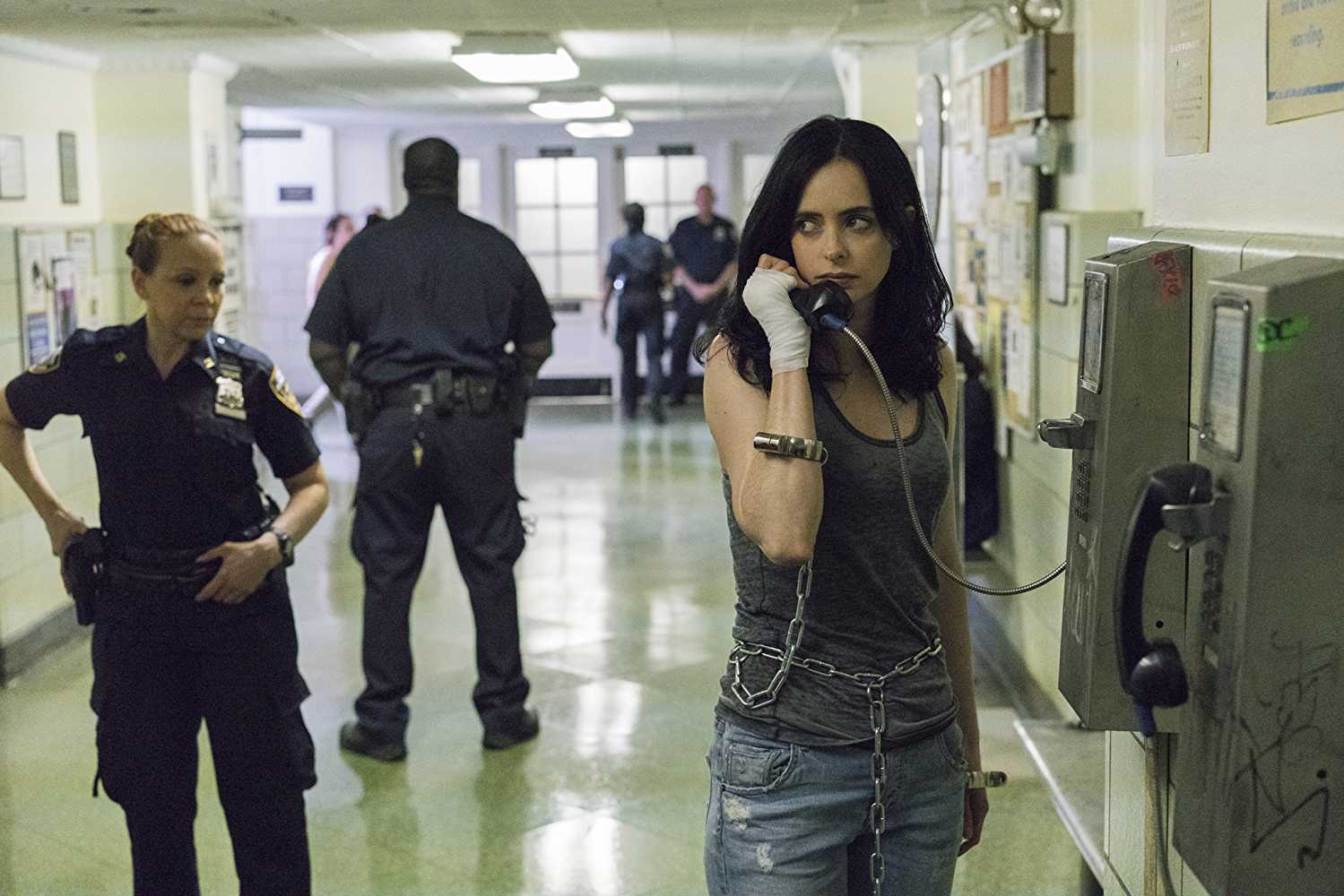 'Jessica Jones' was renewed for a third season last month (Source: IMDb)