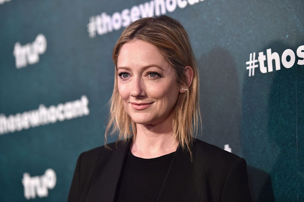 Judy Greer attends 'Those Who Can't' premiere event at The Wilshire Ebell Theatre on January 28, 2016 in Los Angeles, California. 25914_001 Source: Alberto E. Rodriguez/Getty Images for Turner