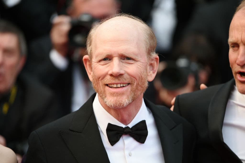 Director Ron Howard attends the screening of 'Solo: A Star Wars Story' during the 71st annual Cannes Film Festival at Palais des Festivals on May 15, 2018 in Cannes, France. Source: Nicholas Hunt/Getty Images