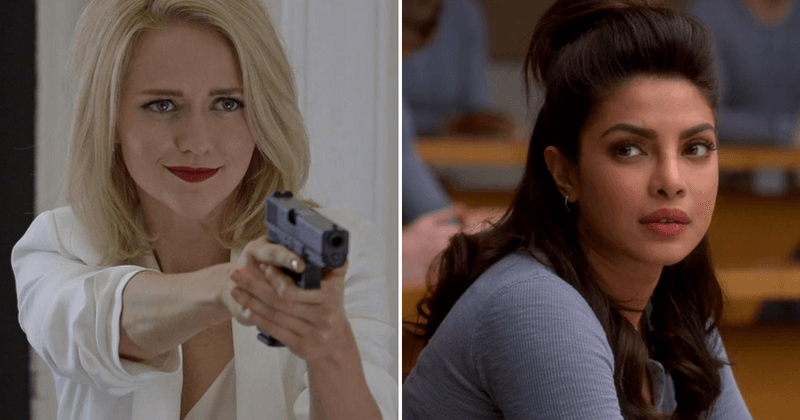 She's lethal, she's sane and she's got her eye on the prize: Why Shelby Wyatt makes a better lead for Quantico than Alex Parrish