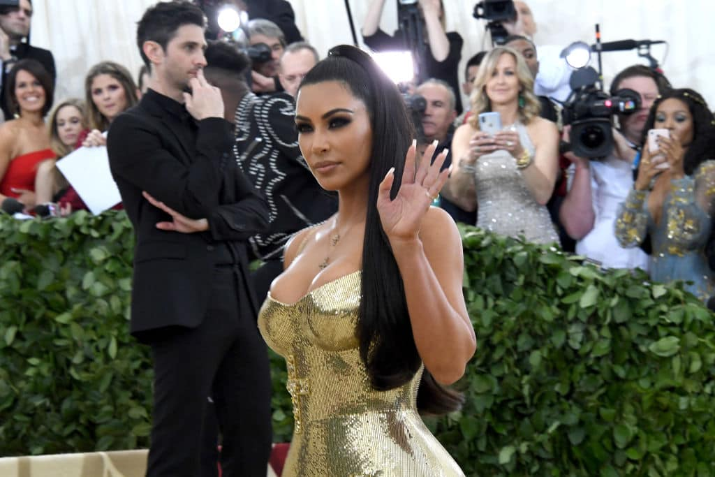 Kim Kardashian has been fighting for the cause of prison reform for a while now and her efforts may come to fruition now that she has met the president. (Photo by Noam Galai/Getty Images for New York Magazine)