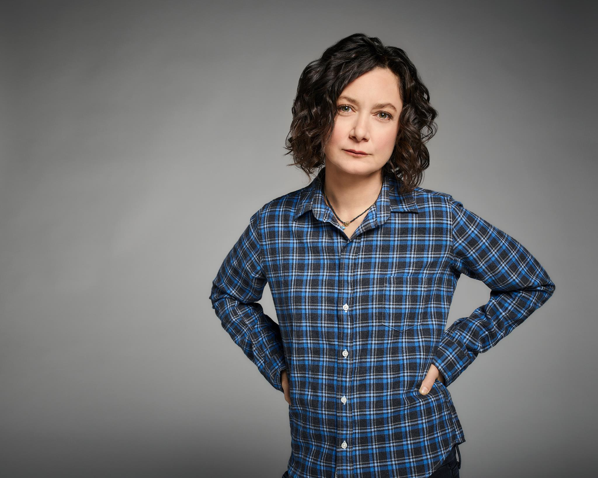 Darlene, played by Sara Gilbert, is one of the most interesting characters on the show (Facebook)