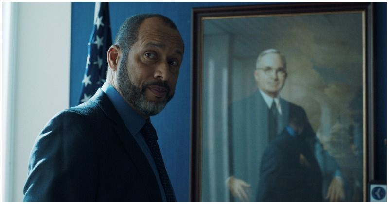 'Deep State' has it all, says actor Mark Holden, who plays a CIA handler in Fox show