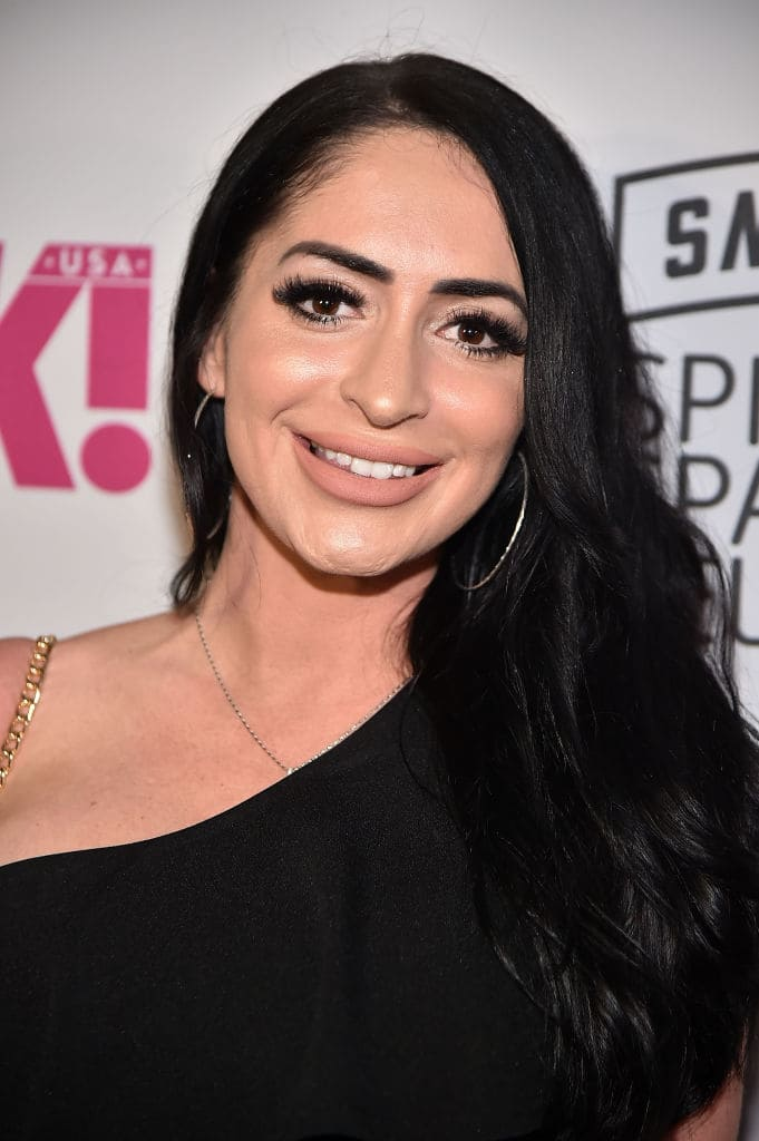 Angelina Pivarnick (Source: Getty Images)