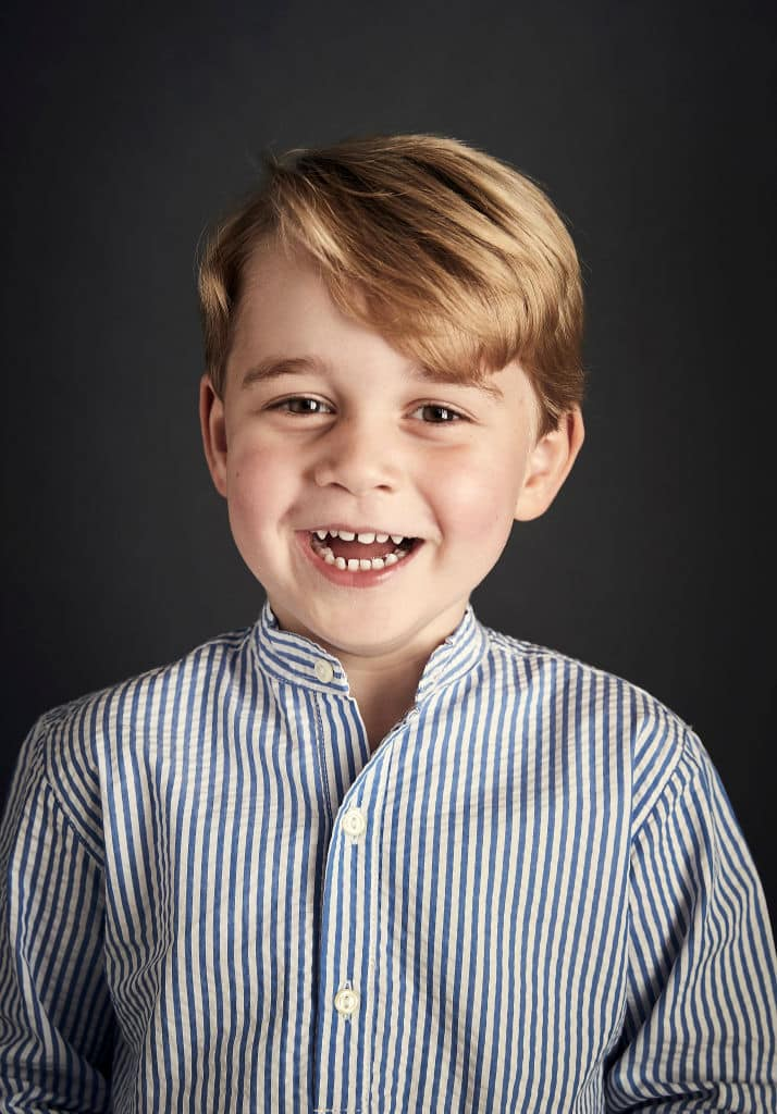 Prince George (Photo by Chris Jackson/Getty Images)