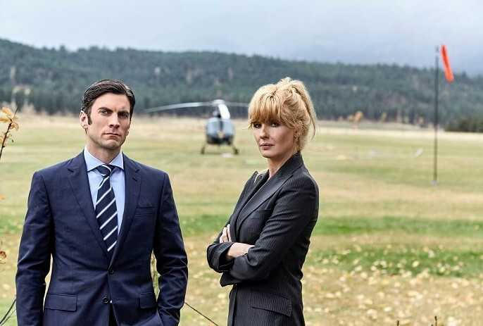 Wes Bentley and Kelly Reilly will also be starring in 'Yellowstone' (Source: IMDb)