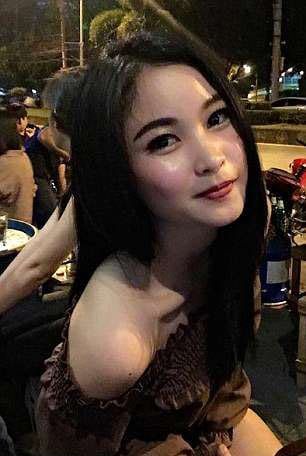 21-year-old Nong Gift (Twitter)