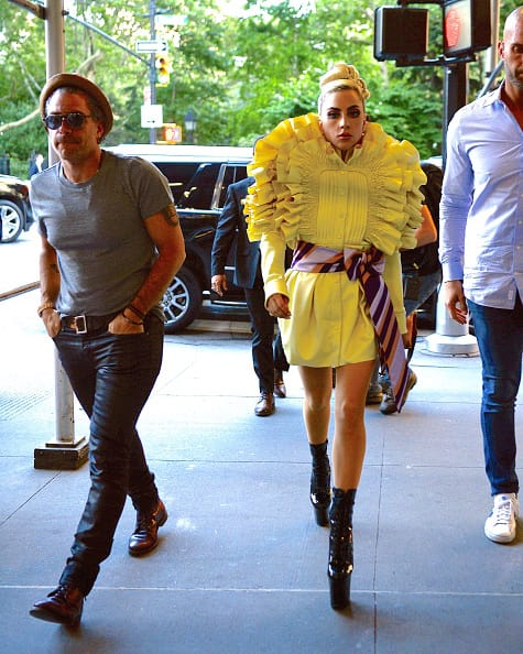 Lady Gaga's bad outfit #1 (Getty Images)