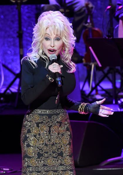 Parton had signed a similar deal with NBC (Getty)