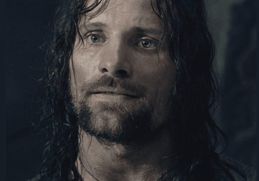 The TV series will focus on a young Aragorn (Source: Twitter)