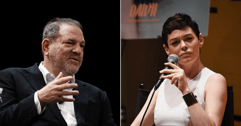 Rose McGowan, who was allegedly offered a $1 million to sign an NDA with Harvey Weinstein, is one of the biggest proponents of the Me Too movement (Getty Images)