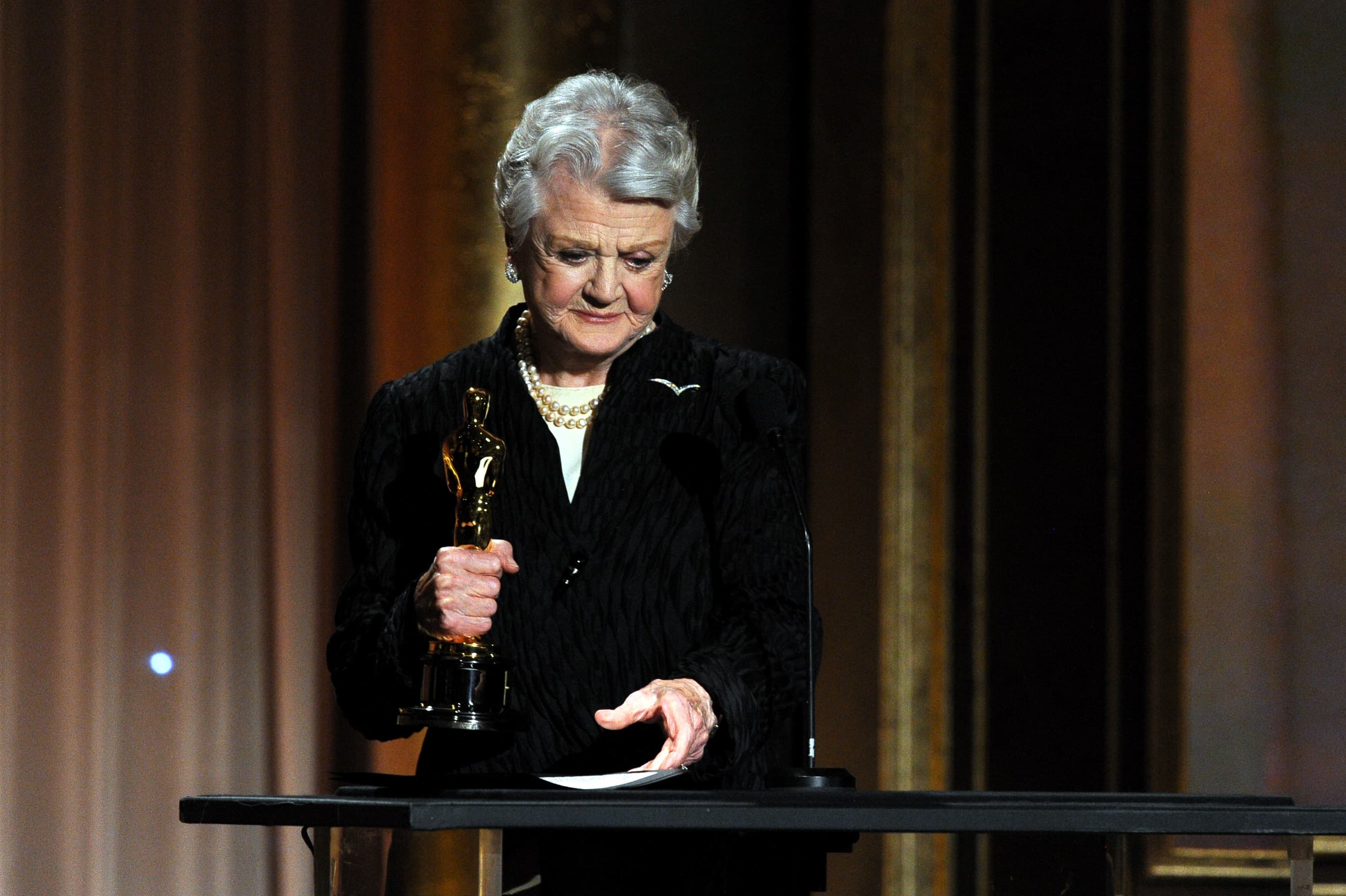 While Lansbury has been nominated for an Emmy many times, she never took the award home (Getty Images)
