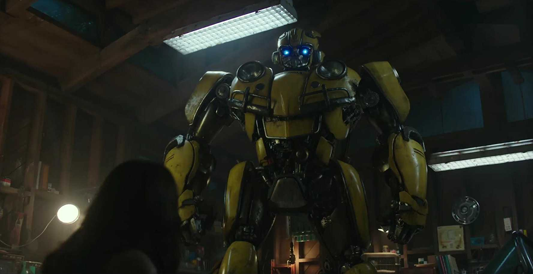 A still from the Bumblebee movie (IMDB)
