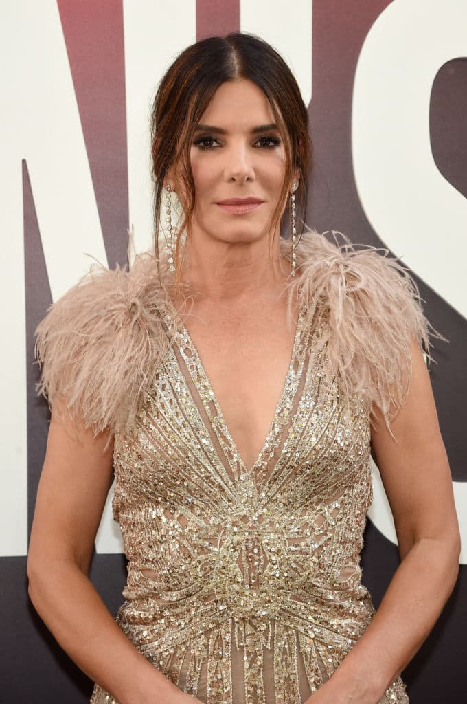 Sandra reveals she nearly left Hollywood  (Photo by Jamie McCarthy/Getty Images)