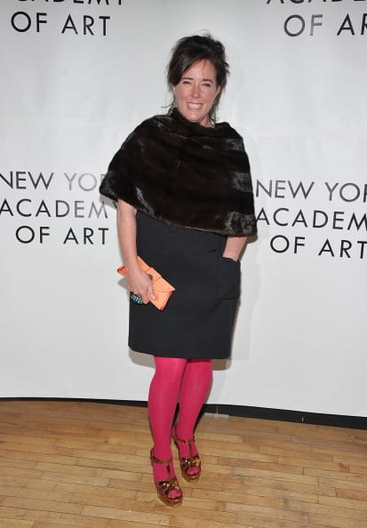 Kate Spade (Source: Getty Images)